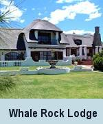 Whale Rock Lodge, Hermanus